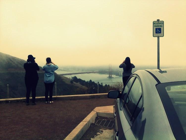 Overlooking